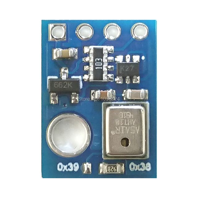 AHT10 Replace AM2320 Digital Temperature and Humidity Sensor Original authentic Can replace SHT20 SHT10 AM2320