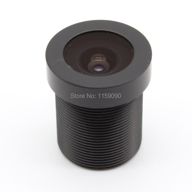 """2.8mm Wide Angle IR Board Lens Fixed CCTV Camera for both 1/3"""" and 1/4"""" CCD"""
