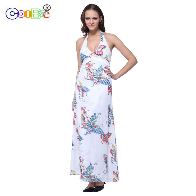 Bridesmaid Dress Long Luxury Pleat A-line Butterfly Patterned Printed Celebrity Prom Formal Wedding Party Bridal Dress ED06009C2