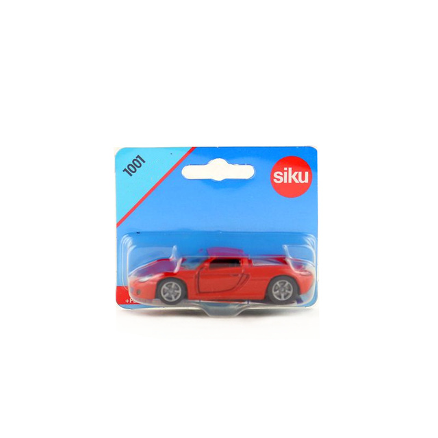 SIKU 1001/Diecast Metal Toy Model/1:55 Scale/Carrera GT Super Sport Racing Car/Educational Collection/Gift For Children