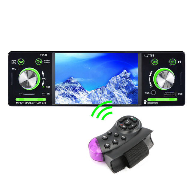 Car Remote Controls Portable Key Controller Car Steering Wheel MP5 Media Multimedia Player DVD Multimedia Car Accessories