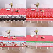 Banquet Party Rectangular Table Cloth Cover Printing Tablecloth Home Xmas Decor Size 120 180cm In The 4514047 At A Of 0 9 Usd With Delivery Specifications - What Size Is A Rectangular Party Table