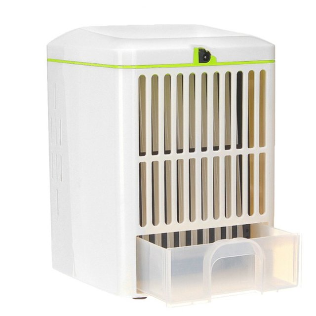Portable Air Conditioner Fan Air Circulator Cooler Personal Desk Small Desktop Fan Humidification Function USB Smart