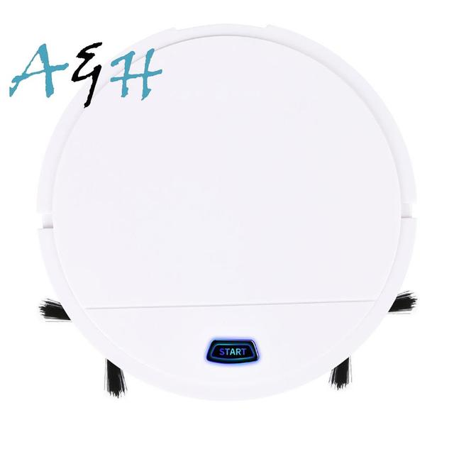 Mini Automatic Induction Sweeping Robot Chargeable Floor Cleaning Robot Wet Dry Mop,Robot Vacuum Cleaner Automatic Sweeping Dust