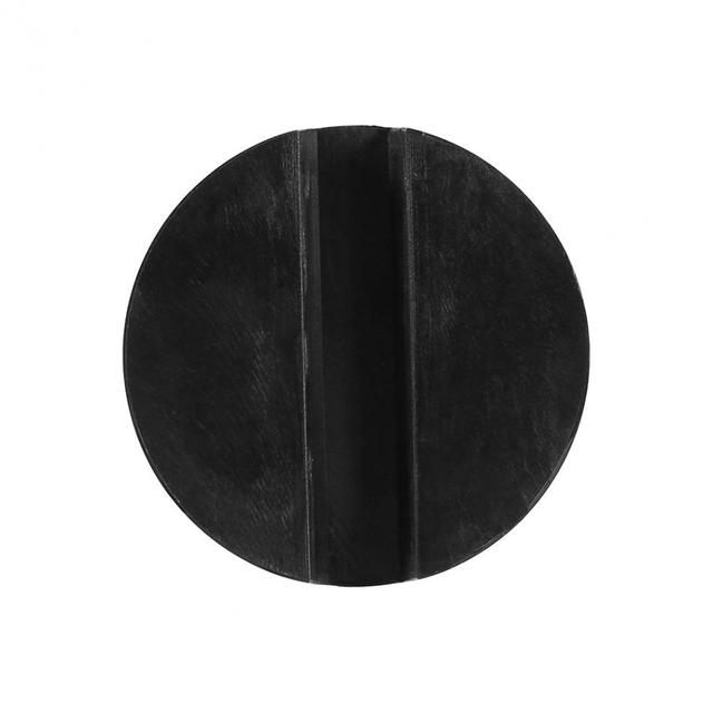 65x33mm Cylinder Shape Rubber Pad Rubber Block for Hopper Stock Bin Jack Durable High Quality