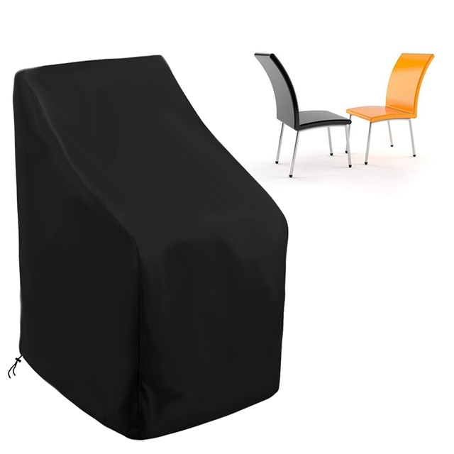 Heavy Duty Waterproof 420D Garden Patio Table Chair Set Furniture Cover