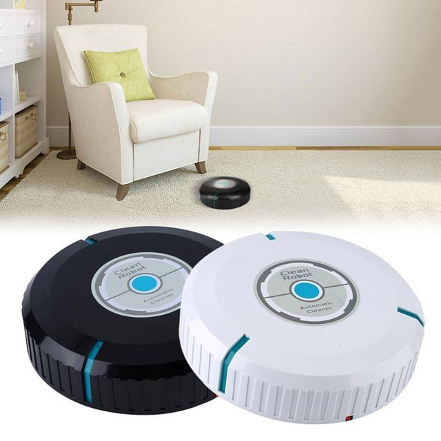 Vacuum Cleaners Robot Cleaning Home Automatic Mop Dust Cleans Sweeping for wooden floors marble floors and nylon flooring