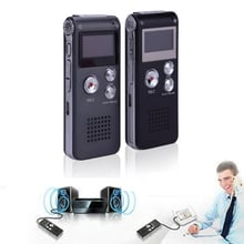 N28 Digital Voice Recorder 8GB Mini Multifunctional HD Intelligent Noise Reduction MP3 Player Digital Recorder