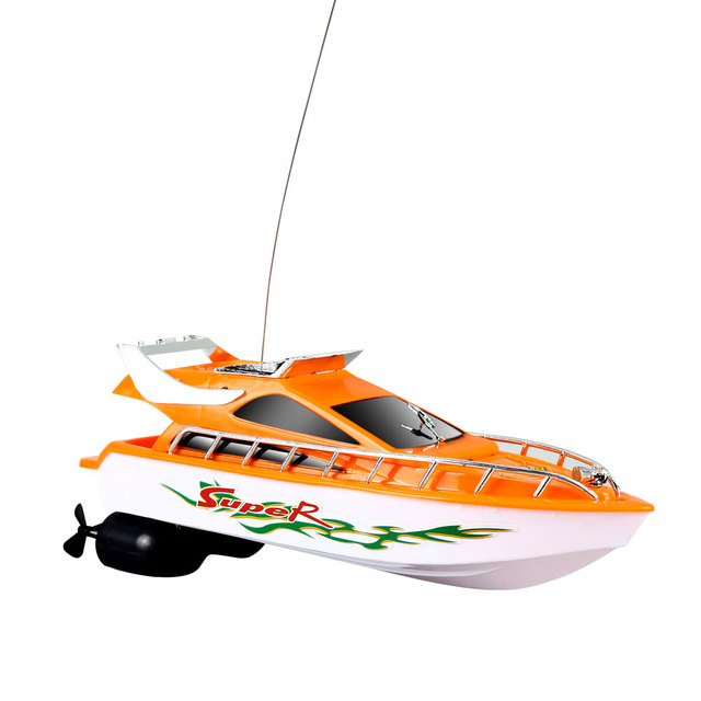 Racing Boat Remote Control Boat Rc Multicolor Rc Speedboat Racing Toy Speedboat Game Outdoors Electric Boat Electric Toy Rc Toy