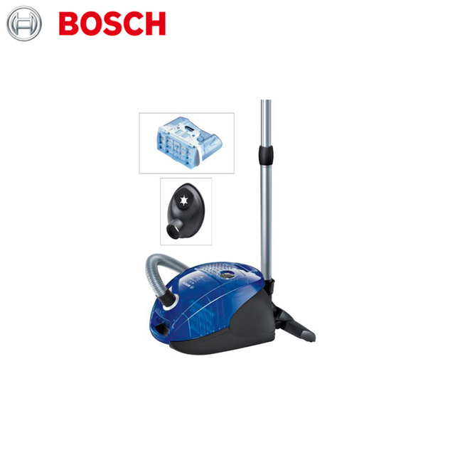 Vacuum Cleaners Bosch BSGL32383 for the house to collect dust cleaning appliances household vertical wireless