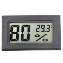 FY-11 Mini Digital LCD Environment DIY Thermometer Hygrometer Embedded Temperature and Humidity Meter in Room