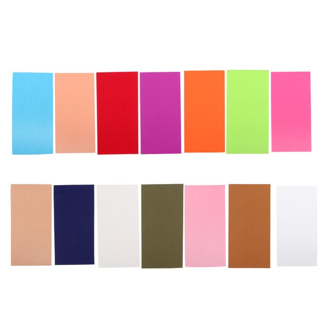 20x10cm Waterproof Repair Patch for Jackets Sleeping Bags Tents Inflatable Mattress 14 colors
