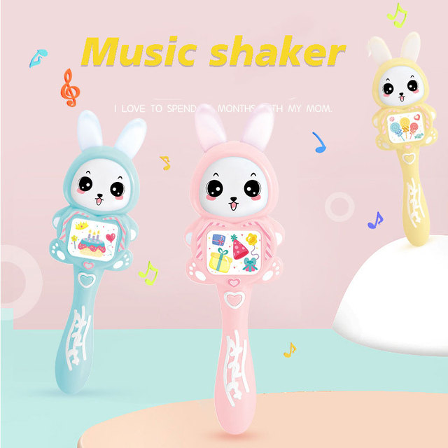 2018 Drop Shipping Baby Learning Machine Multi-Functional Sing Song Story Machine Electric Cool Teach Toy