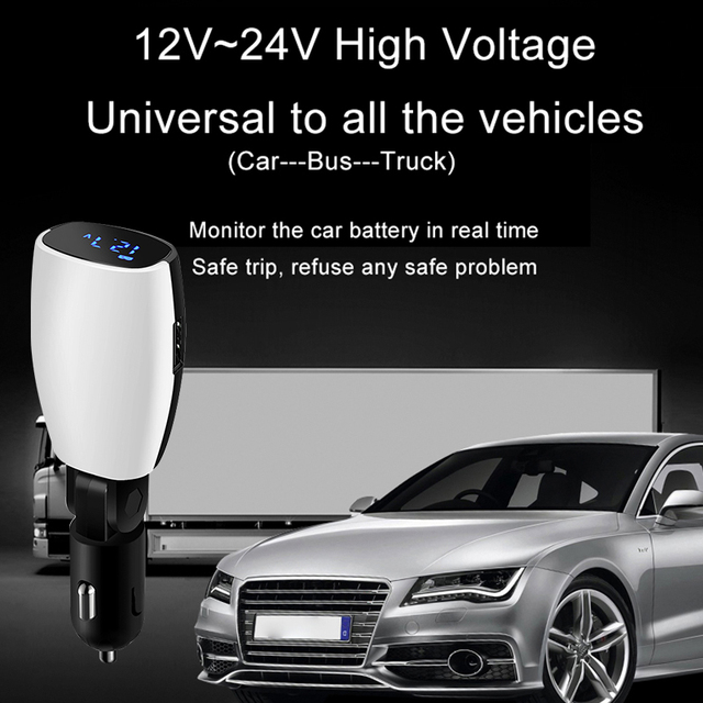 3.1A Cars USB Charger Charging Adapter Universal Multifunction Car Charger Automotive Electronics Dual USB