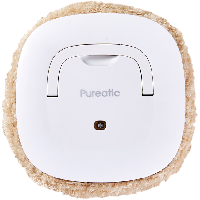 2019 Pureatic Vacuum Cleaner Robot Rotary Sweep And Drag One-Body Machine Home Household Suction Cordless Sweeper for Pet hair