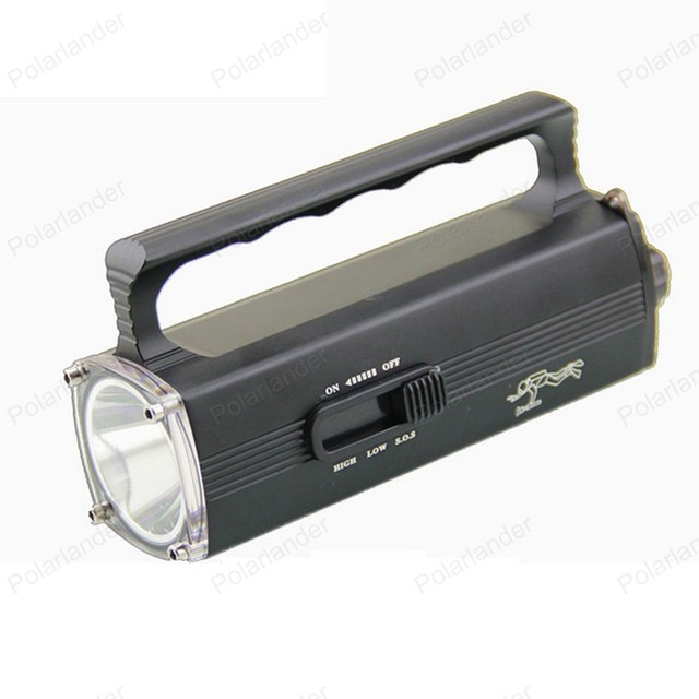 Ultra Bright Diving magneto 3 gear switch rechargeable LED flashlight Waterproof Torch Lights 500 meters range