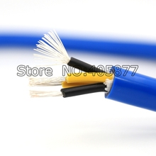 10M  G5 LS-180 Speaker cable Silver Plated audiophile speaker cable diy audio speaker wire 4Cores Speaker Cable