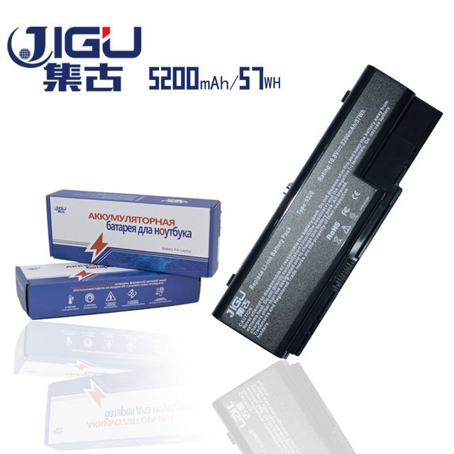 JIGU Laptop Battery For Acer Aspire 5220 5230 5235 5300 5310 5315 5320 5330 5520 5520G 5530 5530G 5535 5710 5710G 5710Z 5710ZG