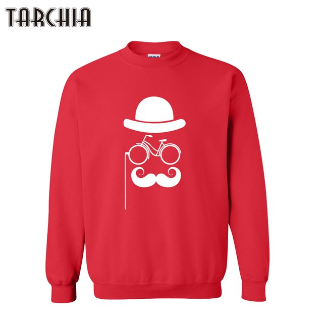 TARCHIA Autumn Men Printed Hoodies Casual Hoody Sweatshirt Men Fashion Brand Hoodie Jacket Man Pullovers Sportswear XS-XXL