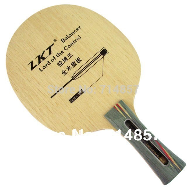 LKT Balancer L-1005 Lord of the Control shakehand table tennis pingpong blade