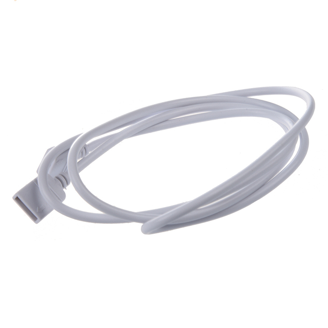 LED Strips RGB 4 Pin Female to Female Connector Extension Cable White 1M