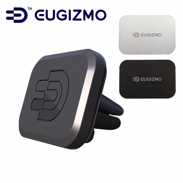 EUGIZMO Universal Car Air Vent Mount  Stand Magnetic Car Mobile Phone Holder For iPhone 6s Samsung S6 HTC GPS Xiaomi
