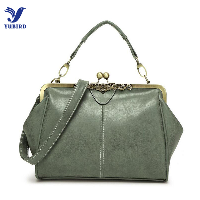 Price Reduce! British Vintage Women Leather Handbag Famous Brands Women Messenger Bags Women's Bag Pouch Female Bag