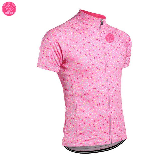 NEW 2017 JIASHUO colors candy Jersey Bike RACE Team Bicycle Cycling Jersey / Wear / Clothing Breathable Customized Ropa CICLISMO
