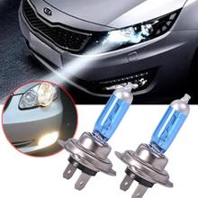 1PC H7 12V 55W Super White Halogen Bulb FOG BEAM LAMP LIGHT XENON Halogen High Beam Headlight Fog Light Bulbs for Universal Car