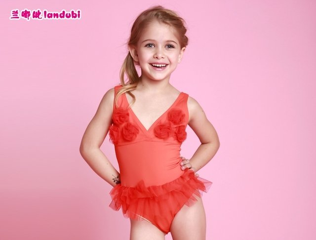 2015 sexy princess cute toddler one piece frozen swimsuit for girls swimwear child swimming costume baby bathing suit to kids