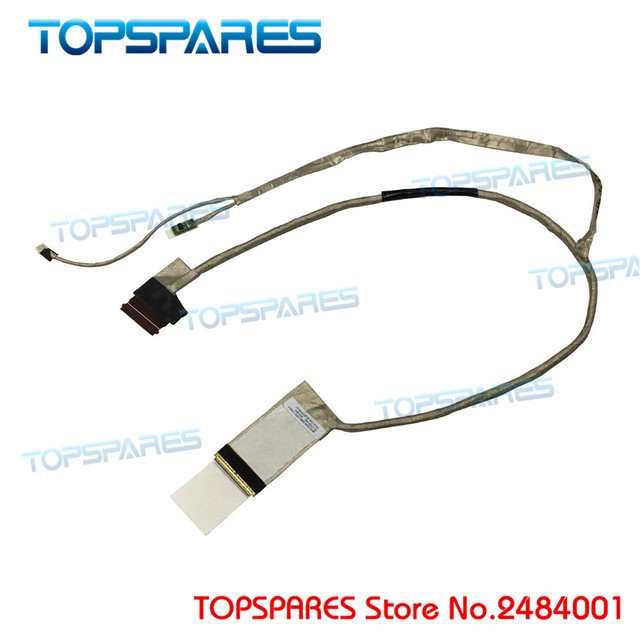 New laptop display Cable For Lenovo B480 B480A B490 B490G M490 LCD CABLE Screen Video CABLE P/N 50.4TF01.004