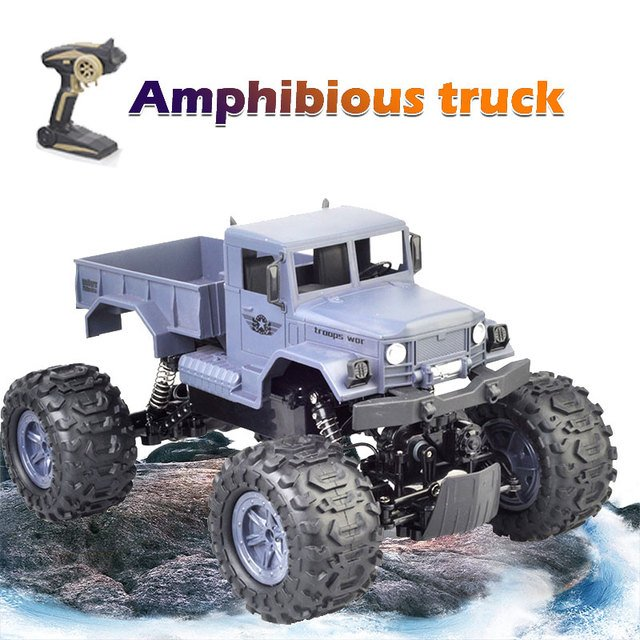 Rc truck Snow Truck Toy Realistic Outdoors Remote truck Collection Off-Road Trucks Relax Kids toys
