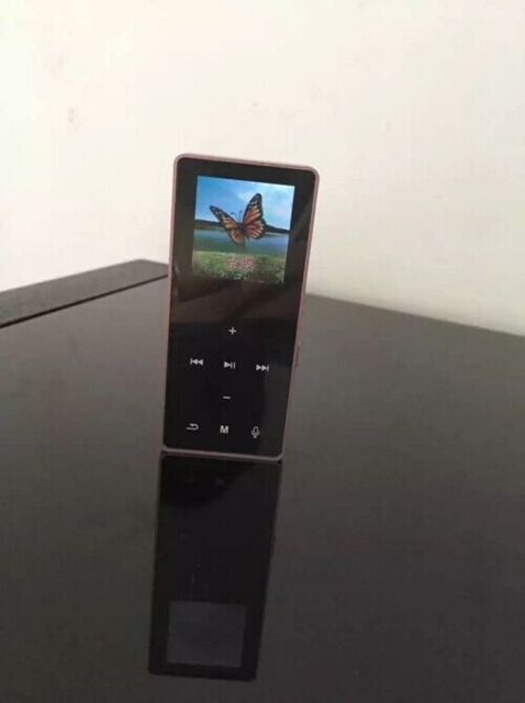 """Free shipping  New Design Real 8GB capacity  Touch Screen 1.8"""" LCD 3th MP3 MP4 Player mp3 player, Video, Photo Viewer, eBook"""