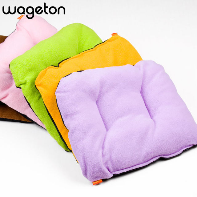 Hot Sales DOG BOOM Soft Small Cat Dog Pet Mat Blanket House Sleep Warm 5 Colors Bed