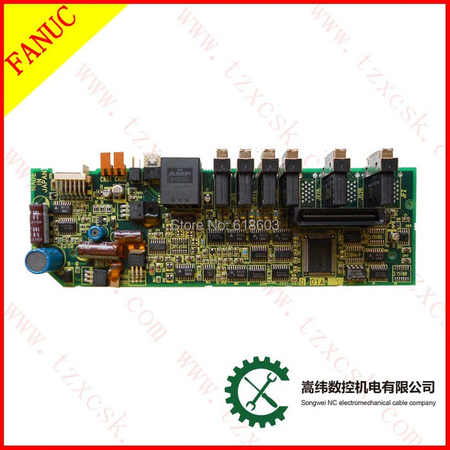FANUC circuit boards A20B-2001-0820  cnc control  spare part  warranty for three months