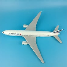 32CM Boeing B777 Air France Airlines airways airplane aircraft alloy plane model