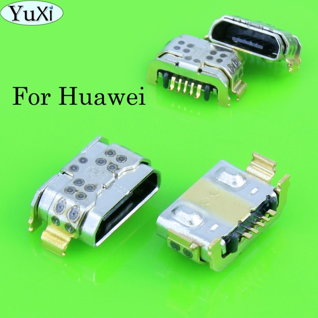 YuXi Micro USB Charge Port Dock Socket Plug Jack For Huawei P9 Lite G9 Charging Connector