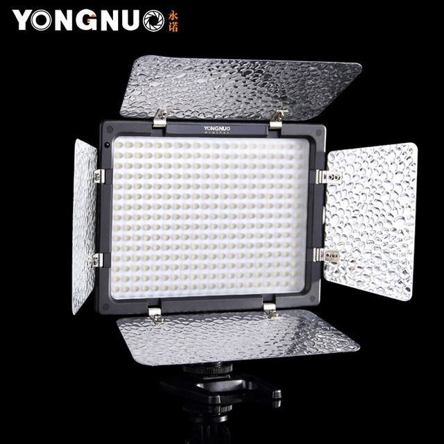 YONGNUO YN-300, YONGNUO LED YN-300 YN300 LED Camera/Video Light for Canon for Nikon for Olympus for Pentax for Samsung