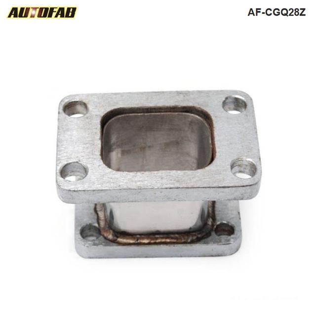 T3 to T25 TURBOCHARGER/MANIFOLD EXHAUST /TURBO FLANGE ADAPTER AF-CGQ28Z