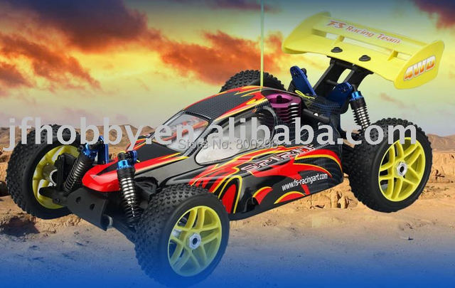 FS Racing Team -- 1/8 Buggy Car(Focus 1) / FS31201