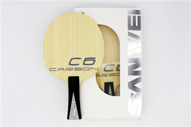 SANWEI C6LD Balsa  Carbon Table Tennis Blade/ ping pong blade/ table tennis bat Free Shipping