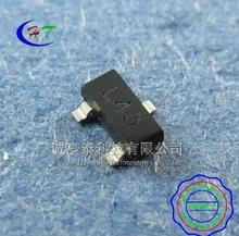 Free shipping ic chip  BAT54C SOT23 L43