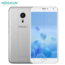Super Clear Protective Film For Meizu Pro 5 Nillkin Transparent Anti-Fingerprint Matte Screen Protector For Meizu Pro5 Phone