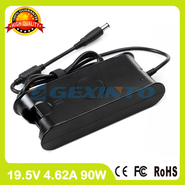 19.5V 4.62A 90W laptop charger ac power adapter YD9W8 YP368 for Dell Vostro P22G T7250 14 L401X Ultrabook 15 15D 15Z