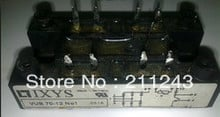 VUB70-12NO1 VUB 70-12 NO1 New Original Three Phase Rectifier Bridge with IGBT and Fast Recovery Diode for Braking System