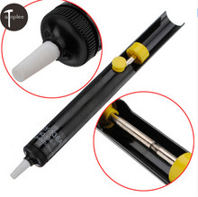 High Quality Suction Power Vacuum Desoldering Pump Sucker Solder Irons Removal Esoldering Pump Solder Suction Hand Tools