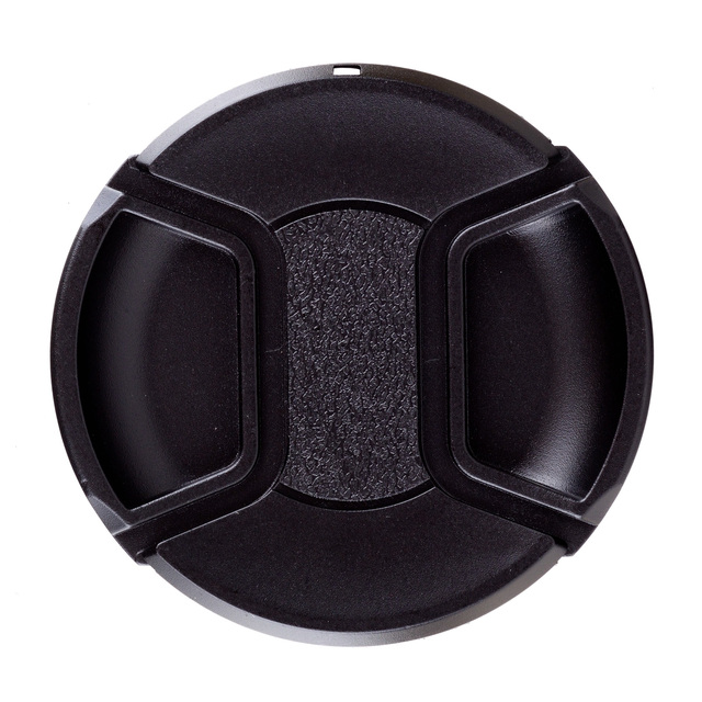 72mm Snap-on Front Lens Cap Cover for Canon Nikon Olympus Sony Pentax Sigma Lens