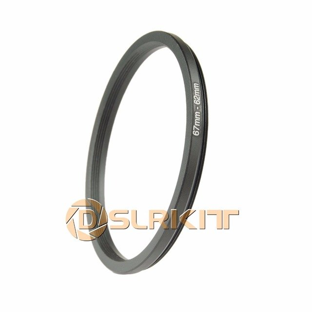 67mm-62mm 67-62 Step Down Filter Ring Stepping Adapter