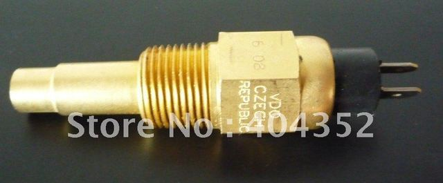 "VDO Water Temperature Sensor 3/8""+free shipping"