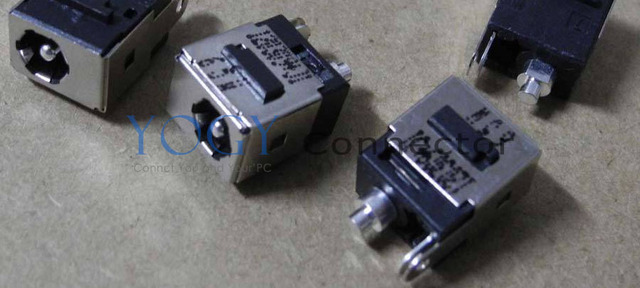 1x New DC Jack Connector fit for HP DV5000 DV8000 Series C500 1.65mm
